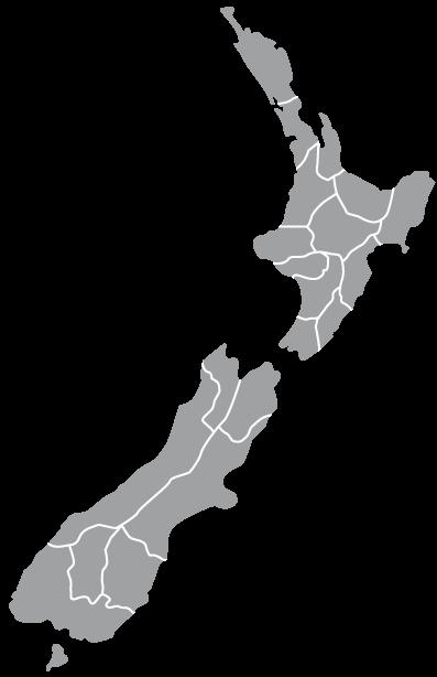 NZ Regions